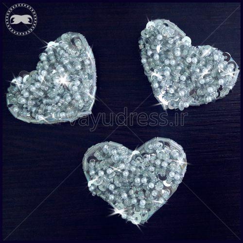 اپلیکه قلب کد h02